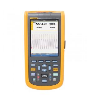 Fluke 125B Industrial ScopeMeter® Hand-Held Oscilloscopes, 40MHZ